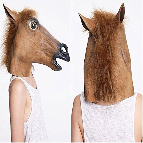 2015-Novelty-Creepy-Horse-halloween-mask-extremely-funny-jokes-masquerade-scary-masks-latex-Rubber-Costume-Theater-Prop-Party-0-1