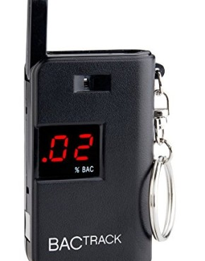 BACtrack-Keychain-Breathalyzer-Portable-Keyring-Breath-Alcohol-Tester-Black-0