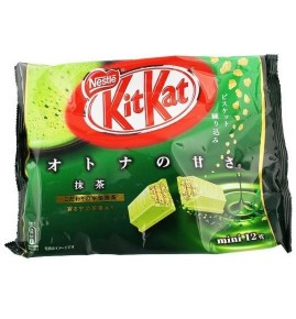 Green Tea Kit Kat