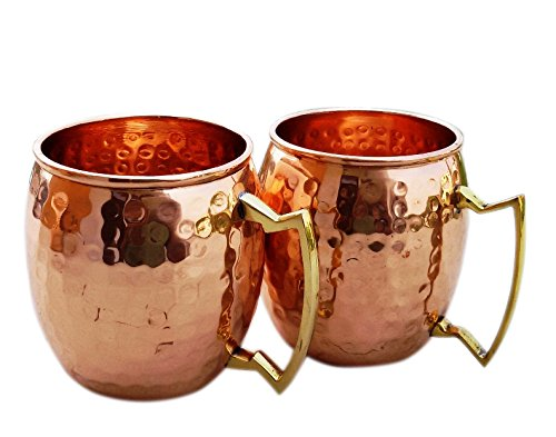Hammered-Copper-Moscow-Mule-Mug-Handmade-of-100-Pure-Copper-Brass-Handle-Hammered-Moscow-Mule-Mug-Cup-0-1