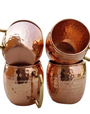 Hammered-Copper-Moscow-Mule-Mug-Handmade-of-100-Pure-Copper-Brass-Handle-Hammered-Moscow-Mule-Mug-Cup-0