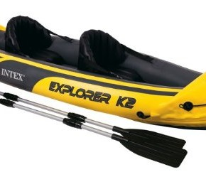 Intex-Explorer-K2-Kayak-2-Person-Inflatable-Kayak-Set-with-Aluminum-Oars-and-High-Output-Air-Pump-0