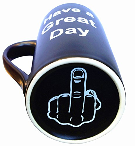 LaTazas-Porcelain-Coffee-Mug-Have-a-Great-Day-with-Middle-Finger-on-the-Bottom-Funny-Ceramic-Cup-Black-13Oz-0-2