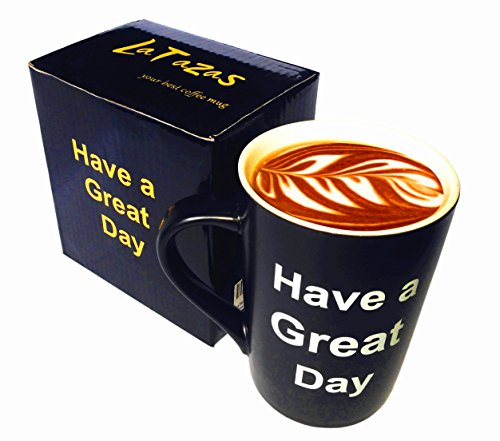 LaTazas-Porcelain-Coffee-Mug-Have-a-Great-Day-with-Middle-Finger-on-the-Bottom-Funny-Ceramic-Cup-Black-13Oz-0-3