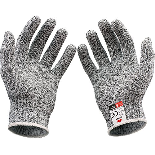 NoCry-Cut-Resistant-Gloves-High-Performance-Level-5-Protection-Food-Grade-Size-Medium-Free-Ebook-Included-0-6