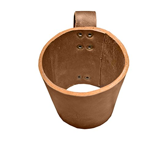 Rustic-Leather-Pint-Sleeve-with-Handle-Handmade-by-Hide-Drink-Bourbon-Brown-0-0