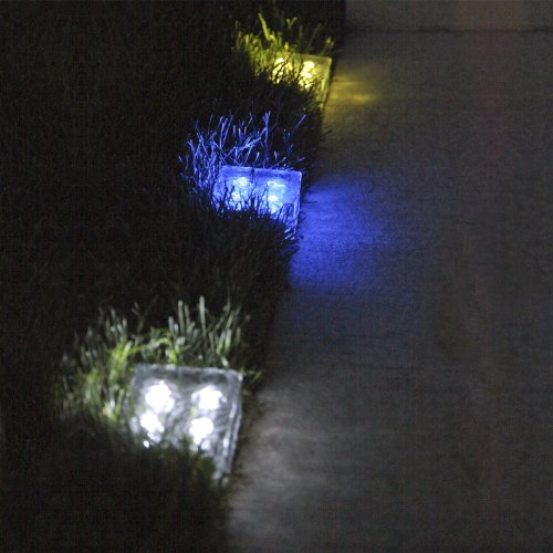 Solar-4-LED-Clear-Glass-Brick-Paver-Light-Cool-White-4-x-4-0-0