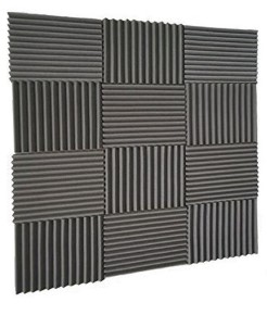 Soundproofing Foam Wall Tiles