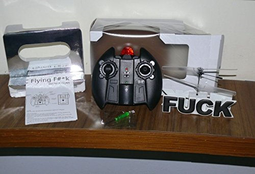 Thumbsup-Rc-Flying-Fk-Helicopter-Fuck-Rc-Helicopter-Childrens-Electric-Toy-Gift-0-0