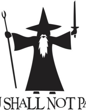 You-Shall-Not-Pass-Gandalf-LOTR-6-Black-Vinyl-Decal-Luna-Graphic-Designs-0